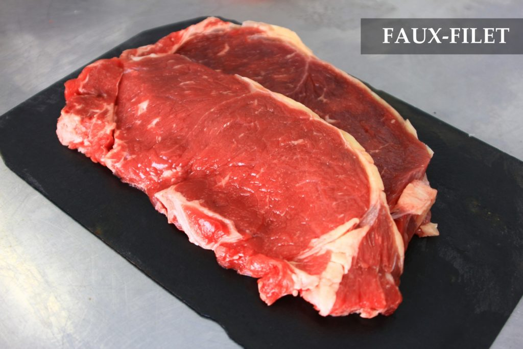 Photo de faux filets